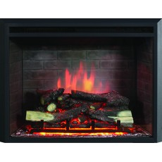 30-Inch Built-in Electric Fireplace EF44D-FGF